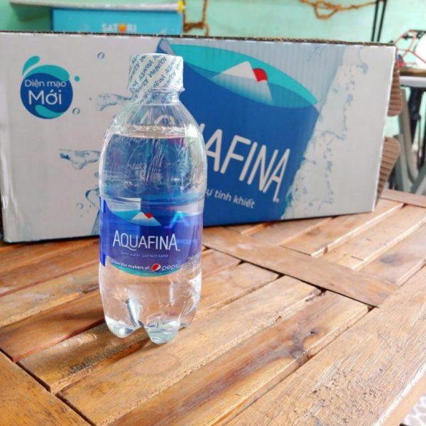 Nước tinh khiết Aquafina 350ml thùng