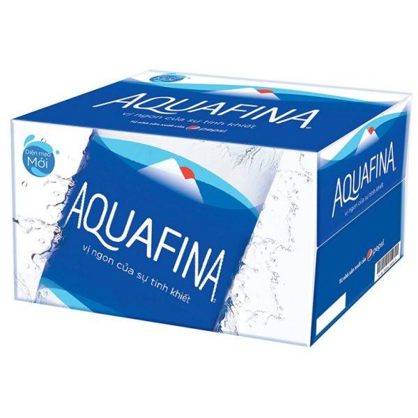 Nước tinh khiết Aquafina 500ml thùng
