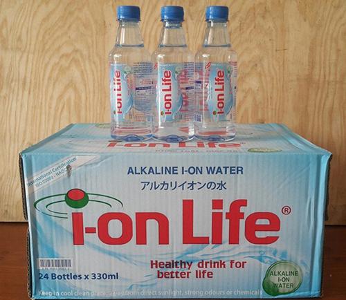 Nước uống Ion life 330ml thùng